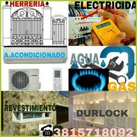 Service e instalación de aire acondicionado