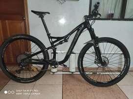 bicicleta Specialized Stumpjumper 29 doble suspensión 2015