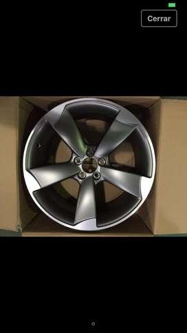 Llanta de Audi Original