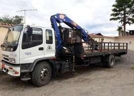 Vendo Camión Hidrogrua