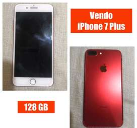 Iphone 7 plus 128gb SOLO EFECTIVO