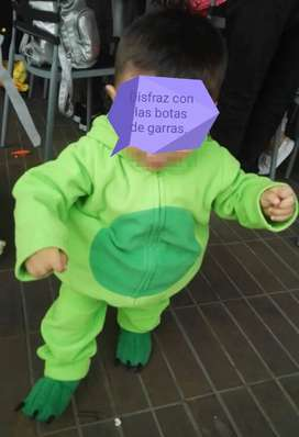 Disfraz Dinosaurio Carters 18 meses