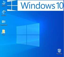 Windows 10 ACTIVADO. Software Legal sin problemas de actualización y sin caducidad.