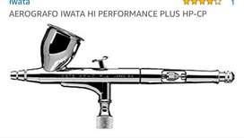Aerógrafo Iwata Hi Perfomance Plus HP CP