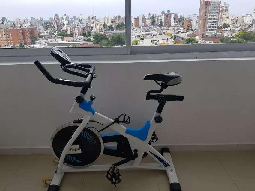 Bicicleta fija indoor spinning NUEVA 0