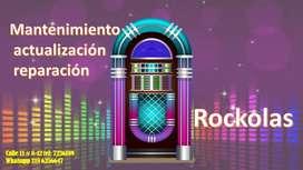 ENSAMBLE DE ROCKOLAS DIGITALES