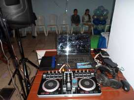 DJ CON SONIDO PARA FIESTAS DE CUMPLEAÑOS EN CALI - DISCOMANO