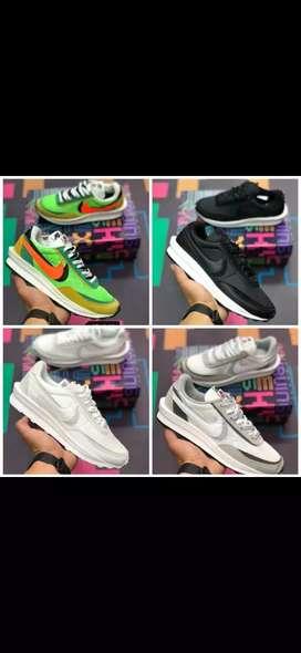 Tenis Nike waffle caballero