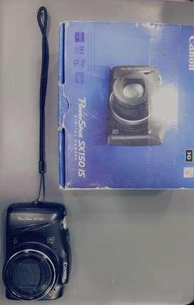 Camara digital Canon Poweshot Sx150 Is 14.1 MP