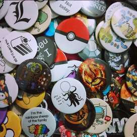 Pins prendedores