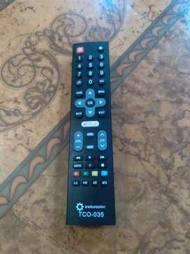 Vendo nuevo control remoto para Smart Tv Indurama y Xtratech Soy de Guayaquil y hago envíos