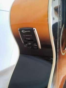 Bajo electroacustico Epiphone El Capitán