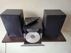 Equipo de sonido Sony como nuevo