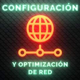 Configuración y Optimización de Red