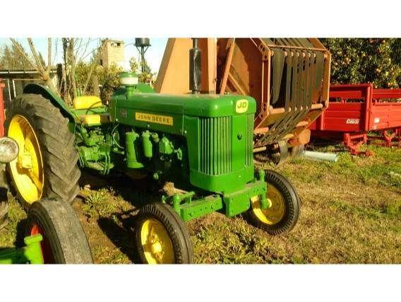 Tractor Usado - John Deere 1420 0