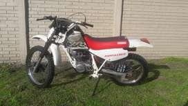 HONDA XR100 - Motor Nuevo