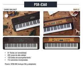 Pianos Digitales nuevos