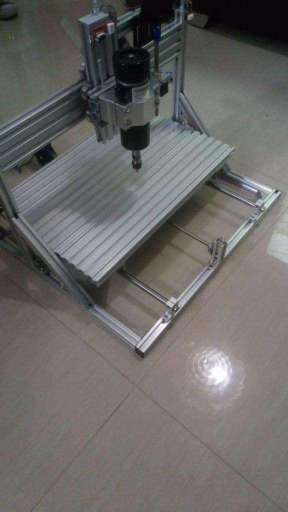 Promocion Cnc Router 500w Aluminio 30x45
