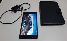 "Tablet Lenovo tb-7304f- de 7""-poco uso. Impecable"