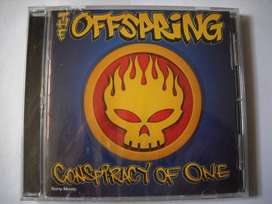 the offspring conspiracy of one cd nuevo sellado