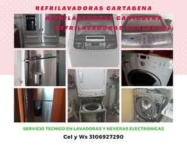 Técnico neveras y lavadoras