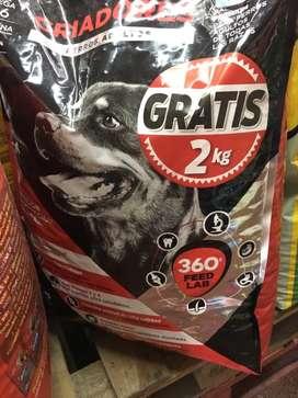 Alimento premium perro Upper (2kg de regalo)