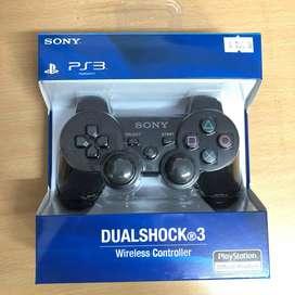 joystick dualshock para play 3 control inalambrico
