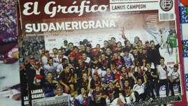 Poster Lanús Campeón Sudamericana 2013
