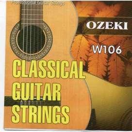 6 Cuerdas Encordado Guitarra Nylon Tensión Alta