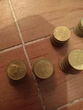 Monedas antiguas de Colombia