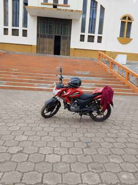 Vendo moto loncin
