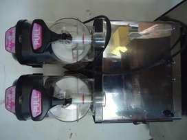 Granizadora 2 tanques