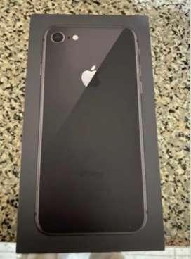 iphone 8 de 64 gb color negro
