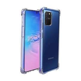 Estuche Antichoque Alpha Samsung Galaxy S10 Lite / A91