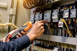 Electricista especializado con mas de 12 años de experiencia