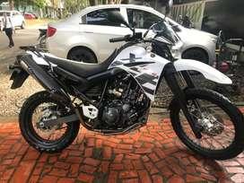 Yamaha XT 660R 2019