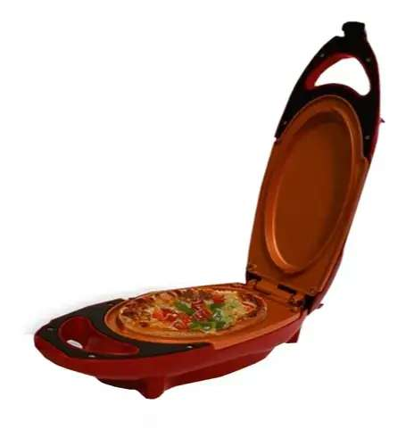 Red Copper 5-Minute Chef