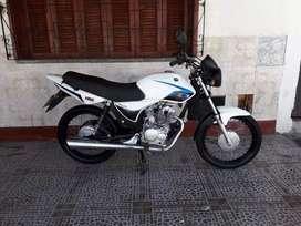 Motomel 150c 2017 recibo moto