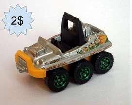 Hot Wheels y Matchbox 1:64 - Sueltos