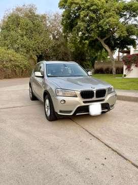 BMW X3 - Petrolera