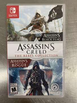 Juego Nintendo Switch Assassin Creed Colection