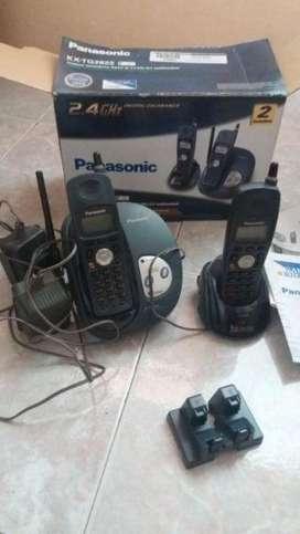 TELEFONO PANASONIC PARA REPUESTO