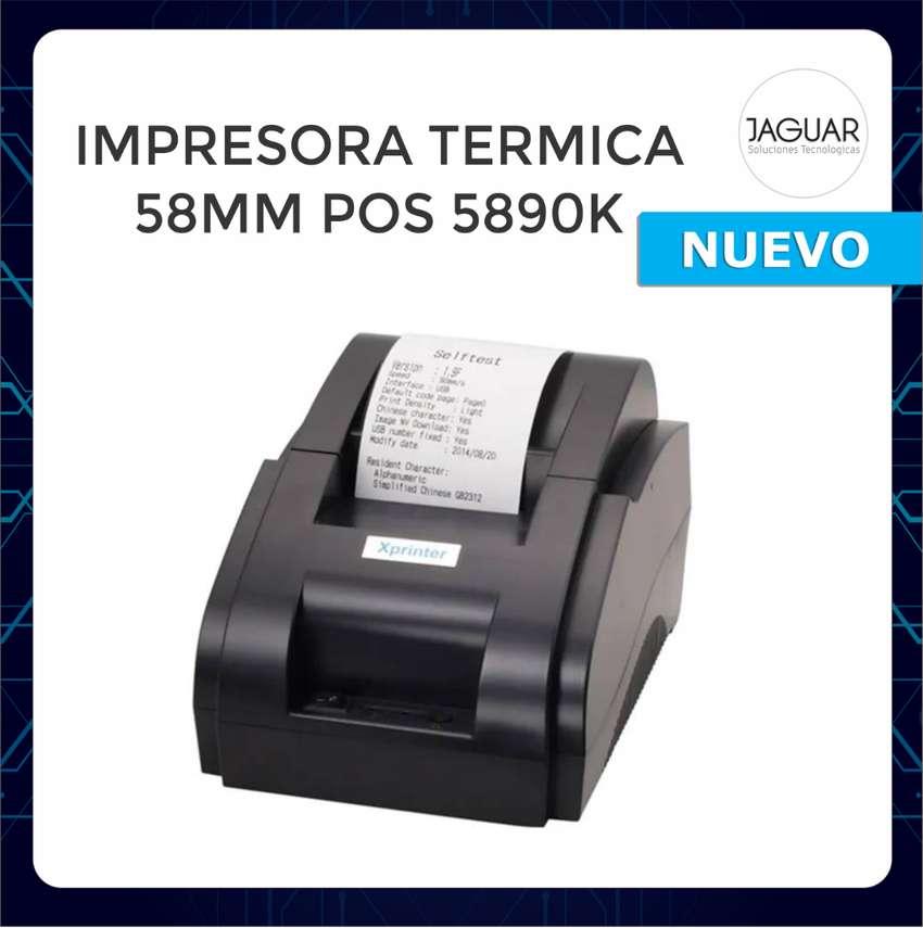 IMPRESORA TERMICA POS 58MM