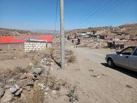 VENDO TERRENO  DE 200 M2 CON TITULO DE PROPIEDAD A 20 MINUTOS DEL CENTRO DE LA CIUDAD