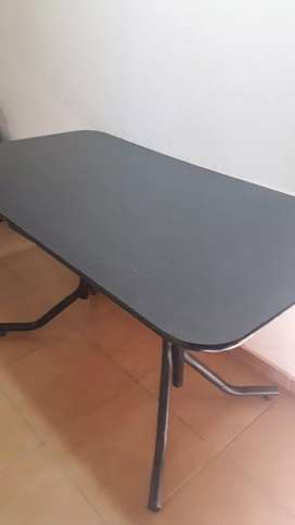 Mesa de comedor 1.40 x 0.80