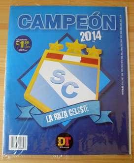 Sporting Cristal Campeon 2014 Super Poster , El Comercio