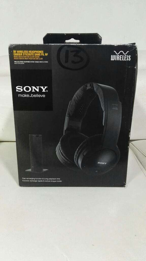 Audífonos Sony Wireless 0