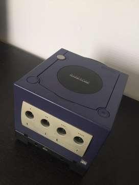 Consola Gamecube sin cables para coleccionista