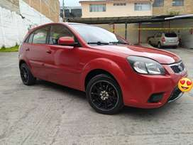Kia Rio Xcite hatchback