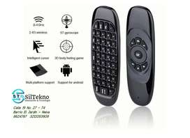 Air mouse C-120 - miniteclado - Control remoto multimedia